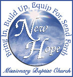 New Hope MBC of Hudson